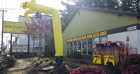 Portland Store Image